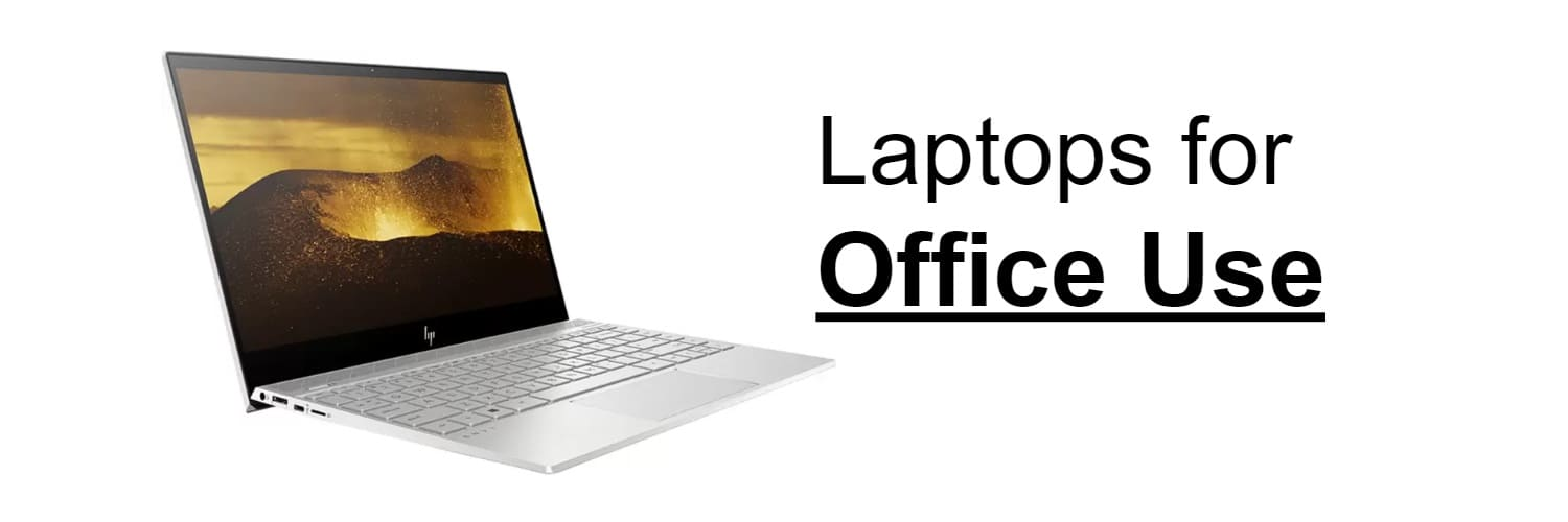 Best Office and College Use Laptops in India
